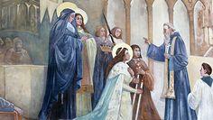 Święta Kinga - ascetka oskarżana o cudzołóstwo