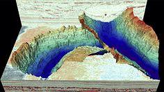 Ukryte pod Morzem Północnym. Skany 3D ujawniają ogromne kanały sprzed tysięcy do milionów lat