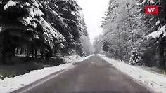 Atak zimy. Nagranie z polskich gór