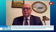 Koronawirus w Polsce. Wigilia tylko w 5 osób? Piotr Zgorzelski ironizuje