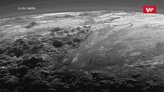 Ukryty ocean na Plutonie. Nowe odkrycie NASA