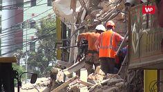 Bejrut. Dramatyczna walka z czasem. Pod gruzami mogą być ludzie
