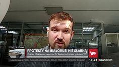 Białoruś. Zmicier Mickiewicz: Aleksander Łukaszenka się boi. Ludzie patrzą na niego, jak na śmiesznego dziada