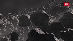 Nowy rodzaj planetoidy. Ma wspólne cechy z kometami
