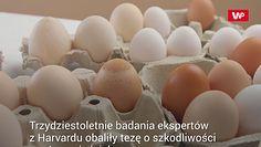 Jajka jednak nie szkodzą. Naukowcy obalili tezę