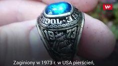 Tajemnicze zaginięcie pierścienia. Odnalazł się prawie 50 lat później