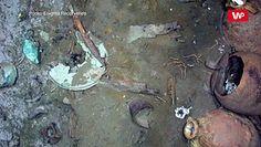 Cmentarzysko statków. Niezwykłe odkrycie na dnie morza