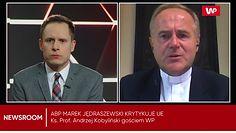 Abp Marek Jędraszewski krytykuje UE. Ks. Kobyliński: dyskusja jest barwna, ale nie merytoryczna
