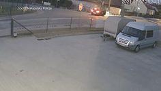 Wypadek w Staniątkach. Policja pokazuje nagranie i prosi o pomoc