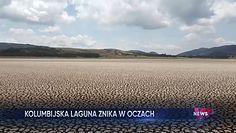 Dramat na kolumbijskiej ziemi. Znikająca laguna