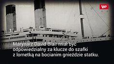 Gdyby nie roztargnienie tego marynarza, Titanic by nie zatonął? Załoga była co do tego zgodna