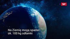 Chińska stacja kosmiczna uderzy w Ziemię