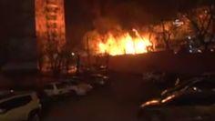 Potężna eksplozja w pobliżu parlamentu Turcji