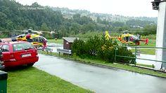 Trwa akcja ratunkowa w Tatrach