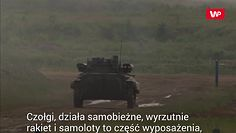 Rosjanie dali popis siły ognia na targach militarnych