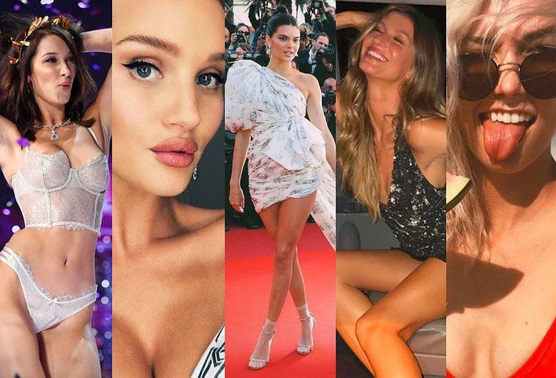 """Najlepiej zarabiające modelki według """"Forbesa"""""""