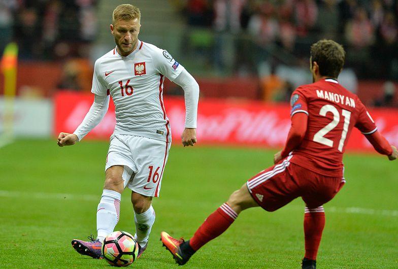 Tak polska reprezentacja wygrała z Armenią!