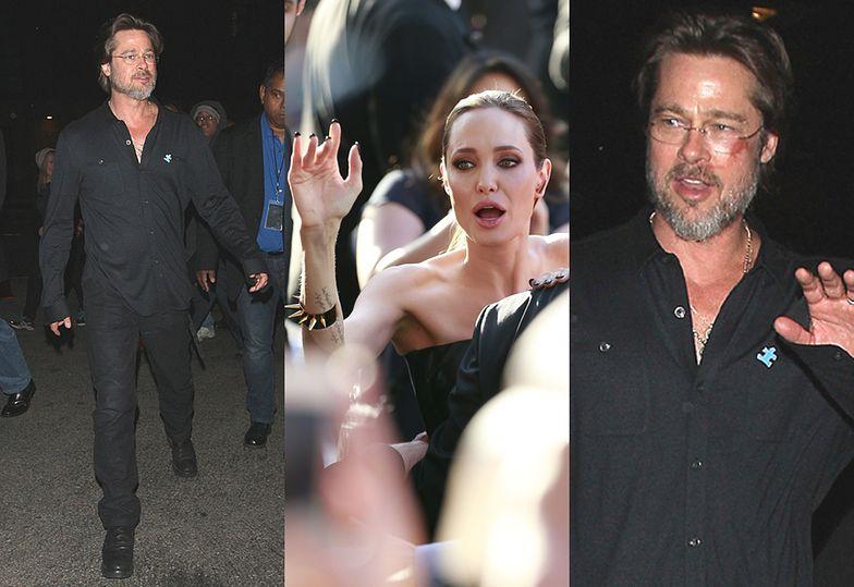 Plotki o romansach Brada Pitta z opiekunkami dzieci krążyły od kilku lat. Kiedy Angelina w zeszłym roku przyłapała go z jedną z nich na łóżku, zrobiła karczemną awanturę i pobiła męża, zostawiając mu na twarzy siniaki.