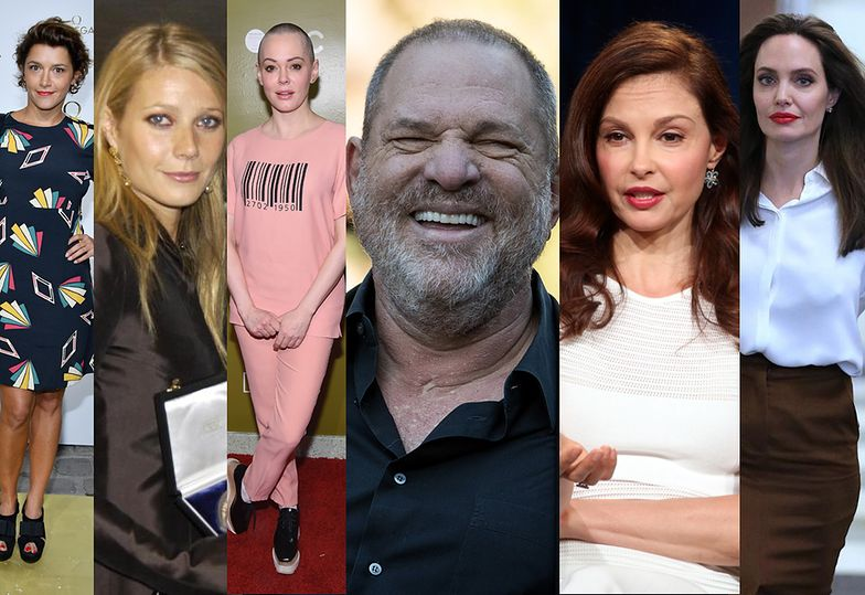 Ofiary Harveya Weinsteina