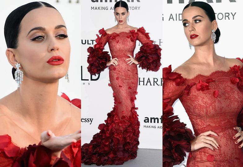 Katy Perry w Marchesa