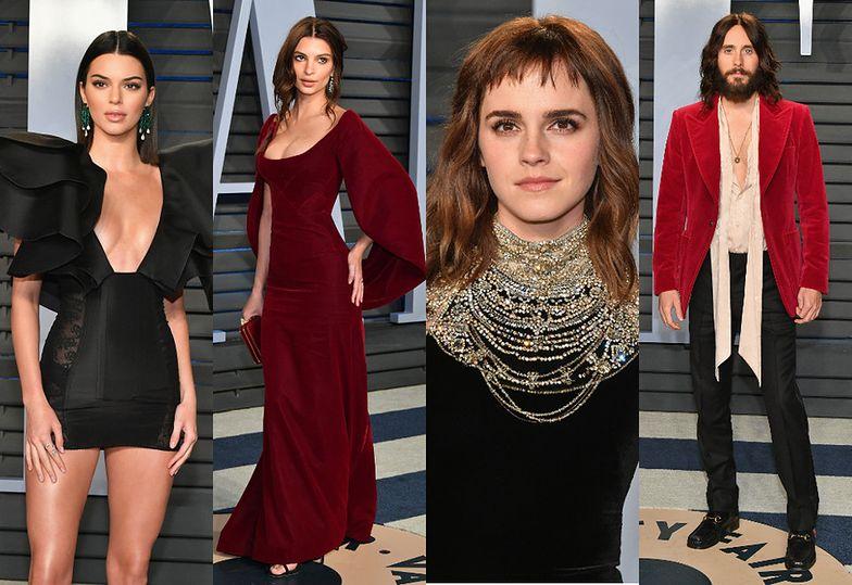 "Tłum gwiazd na ""Vanity Fair"" Oscar Party"
