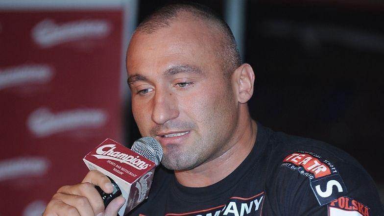 Marcin Najman DOŻYWOTNIO zdyskwalifikowany z Fame MMA! Nie otrzyma też całości honorarium...
