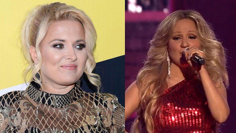 """""""Twoja Twarz Brzmi Znajomo"""". Gosia Andrzejewicz jako Mariah Carey! (WIDEO)"""