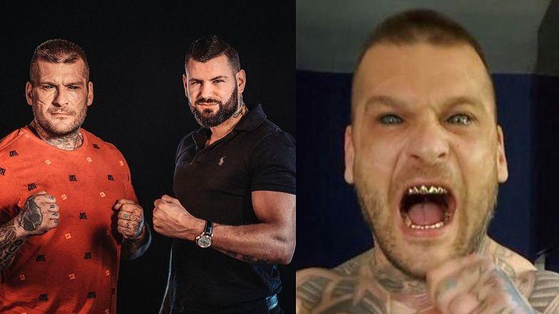 """Popek Monster wystąpi w kolejnej edycji Fame MMA 7. Internauta: """"Masakra. Tę walkę sobie ODPUSZCZĘ"""" (FOTO)"""