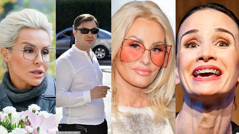 Największe showbiznesowe konflikty 2020 roku! Ci celebryci nie gryźli się w język, chociaż powinni...