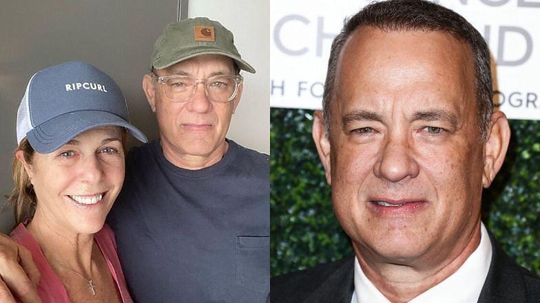 """Tom Hanks zdradza, jak się czuje dwa tygodnie po zakażeniu koronawirusem i zapewnia: """"Jakoś to przetrwamy"""""""