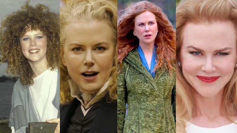 Metamorfoza Nicole Kidman
