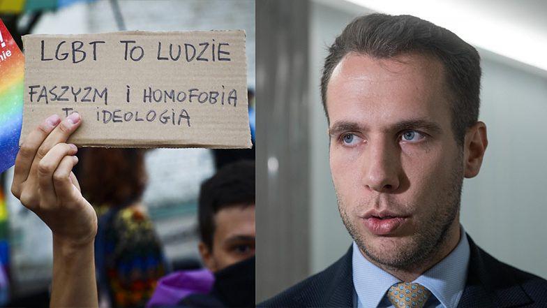 """Poseł Solidarnej Polski kompromituje się w rozmowie z Piotrem Kraśką: """"W San Francisco są SKLEPY MIĘSNE dla środowisk LGBT!"""""""