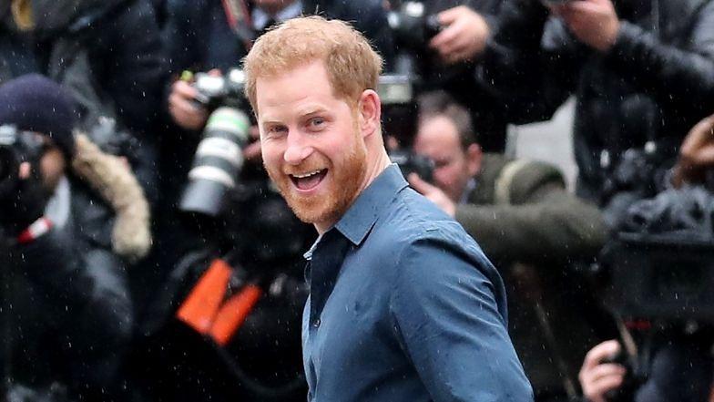 """Książę Harry zmienił wizerunek? """"Wyglądało, jakby miał KUCYK"""""""