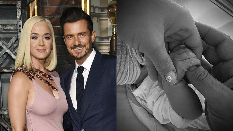 Katy Perry URODZIŁA! Orlando Bloom po raz drugi został ojcem (FOTO)