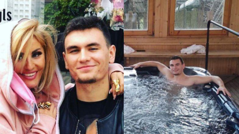 """Dagmara Kaźmierska jest dumna z syna odpoczywającego po melanżu: """"Mało się zarabia, ŻYJE SIĘ JAK HRABIA"""""""