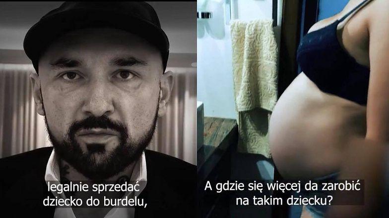 """Patryk Vega pokazał zwiastun DOKUMENTU """"Oczy diabła"""". """"Uratowałem dziecko, które miało być sprzedane DO BURDELU"""" (WIDEO)"""