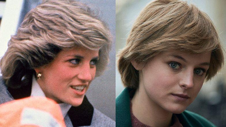Emma Corrin zdradza, że ludzie MDLELI NA WIDOK jej matki, bo była tak podobna do księżnej Diany!
