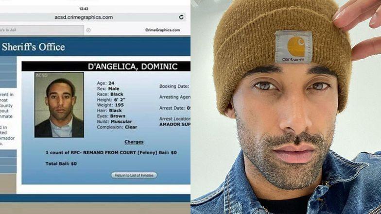 """TYLKO NA PUDELKU: Dominic D'Angelica z """"Top Model"""" przestępcą seksualnym? Fundacja komentuje: """"Chcemy, żeby ludzie wiedzieli, Z KIM MAJĄ DO CZYNIENIA"""""""