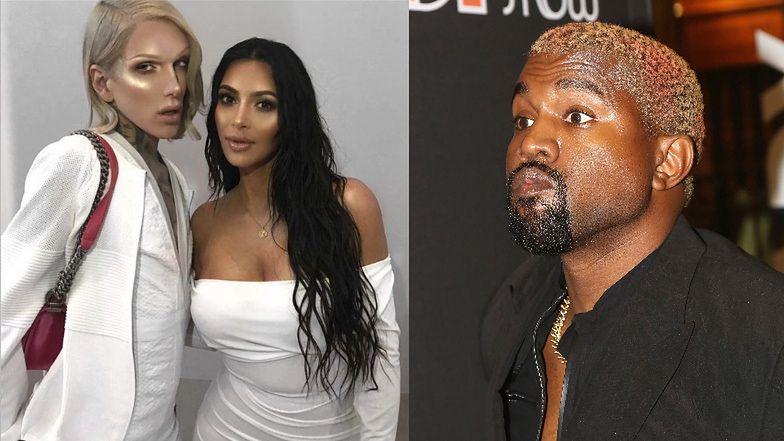 """Kim Kardashian ma żal do Jeffree Stara za plotki o jego romansie z Kanye Westem: """"Czuje się UPOKORZONA"""""""