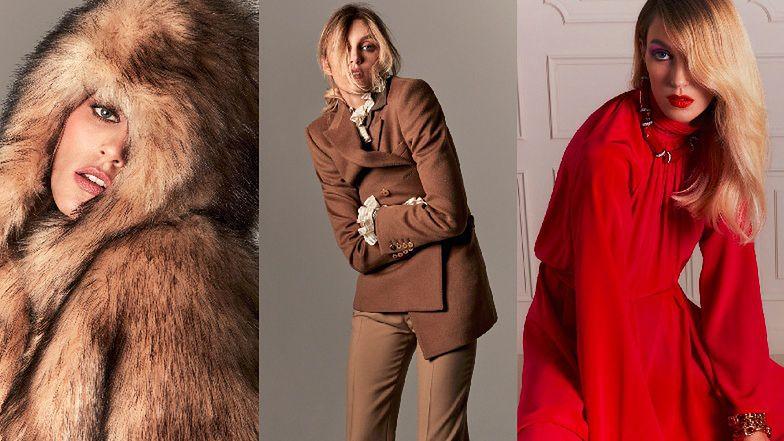 """Senna Anja Rubik pozuje w luksusowych stylizacjach na łamach """"Vogue Paris"""" (ZDJĘCIA)"""