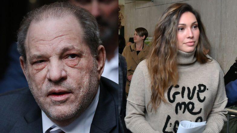 Harvey Weinstein skazany na 23 LATA WIĘZIENIA!