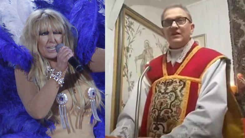 """Maryla Rodowicz odpowiada księdzu na słowa o """"SPRÓCHNIAŁEJ MATRONIE"""""""