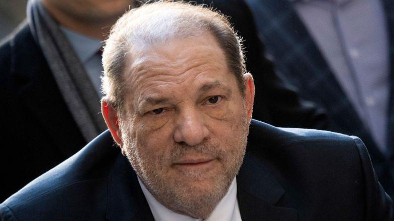 Harvey Weinstein TRAFIŁ DO SZPITALA kilka godzin po tym, jak skazano go na karę więzienia!