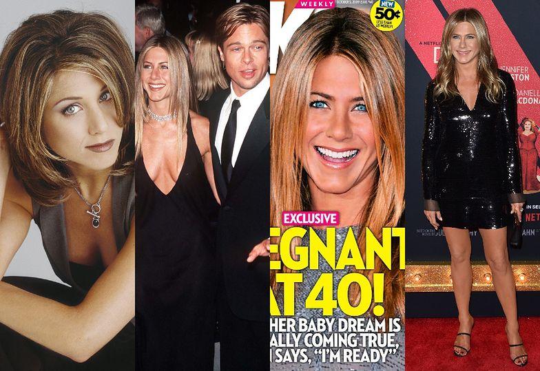 Jennifer Aniston kończy 50 lat!