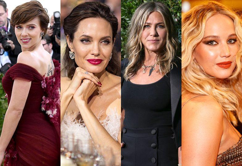 """Najlepiej zarabiające aktorki według magazynu """"Forbes"""""""