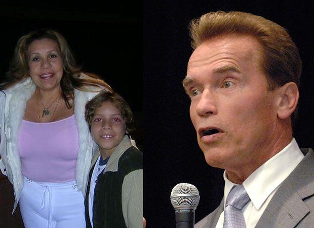 14-letni syn Schwarzeneggera o niczym nie wiedział!