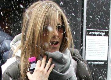 Jennifer Aniston nie taka święta