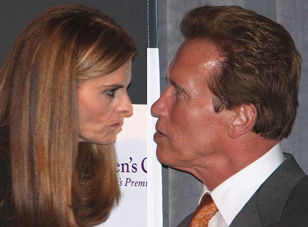 To żona Schwarzeneggera powiedziała mediom o zdradzie i nieślubnym dziecku!