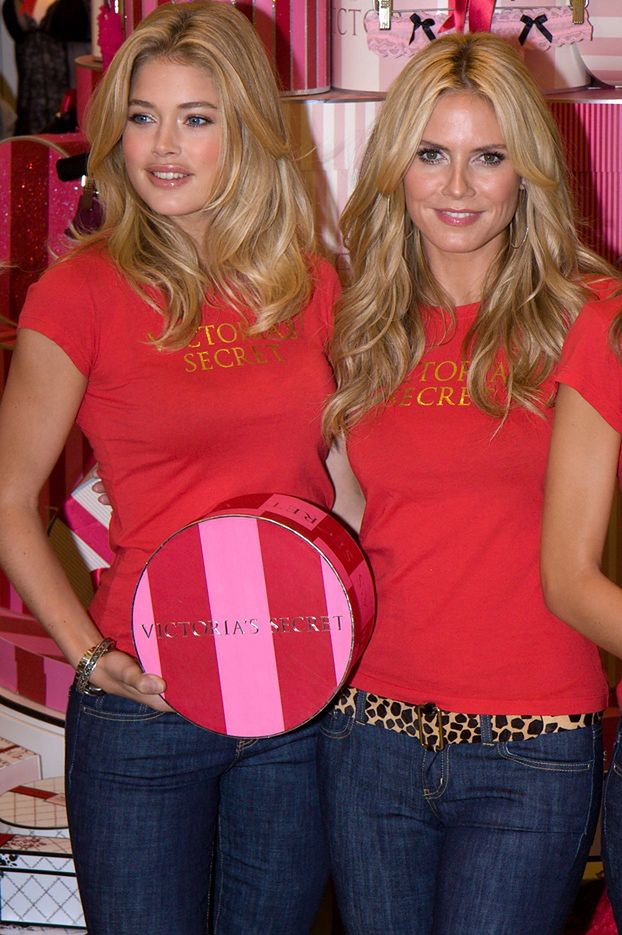 Kolejna modelka Victoria's Secret w ciąży!
