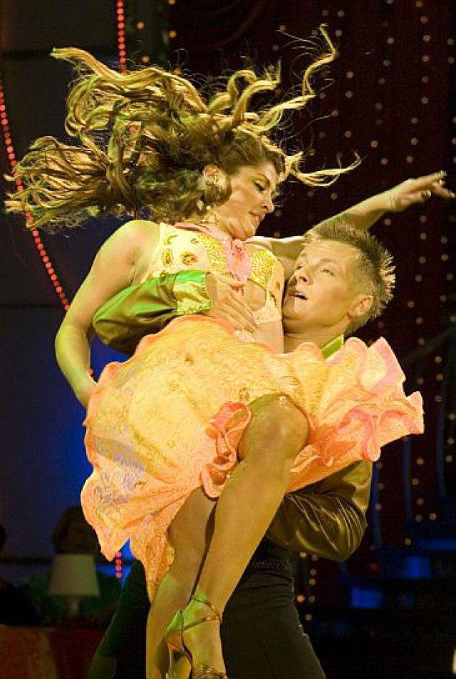 Mroczek tańczy z Ukrainką